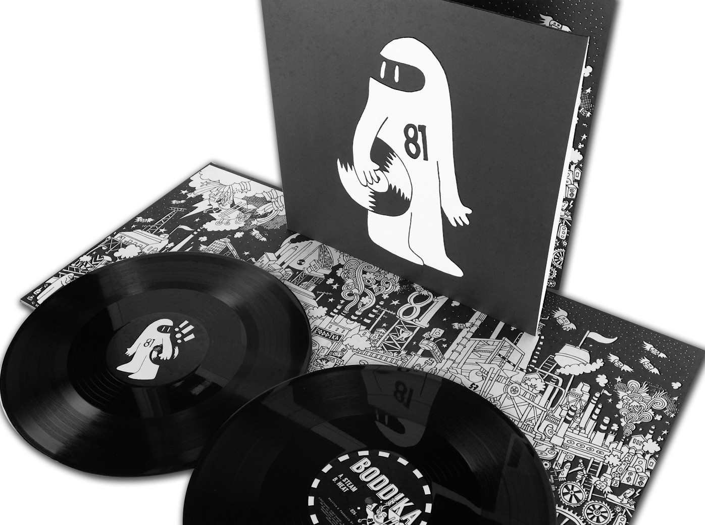 Boddika - Steam EP
